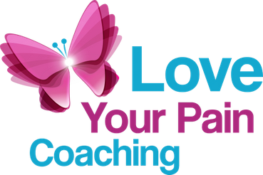 Logo Love Your Pain Coaching