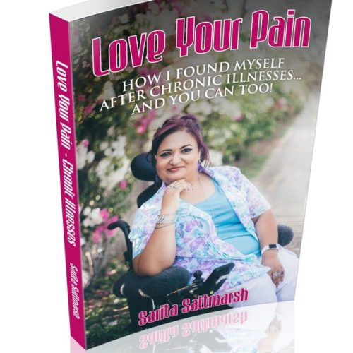 Love Your Pain Book