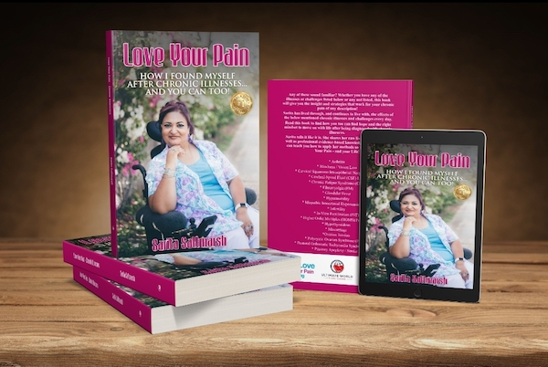 Love Your Pain Book - Hard Copy and eBook