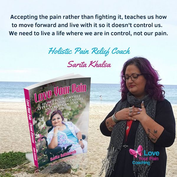 Love Your Pain Coaching - Sarita Khalsa Miracle Mum Quote2
